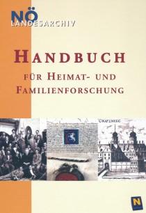 Handbuch für Heimat- und Familienforschung