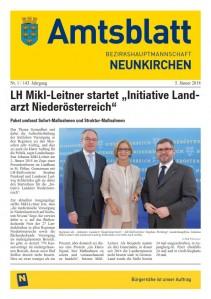 Amtsblatt BH Neunkirchen