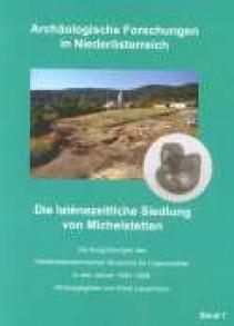 Die latènezeitliche Siedlung von Michelstetten - Band 7