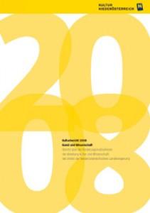 Kulturbericht 2008