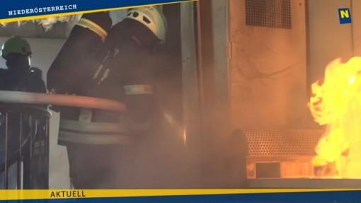 Niederösterreich im Gespräch - Freiwillige Feuerwehr und Muttertag