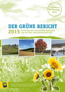 Der Grüne Bericht 2015