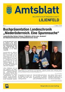 Amtsblatt BH Lilienfeld