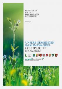 Unsere Gemeinden im Klimawandel - Best Practice Broschüre