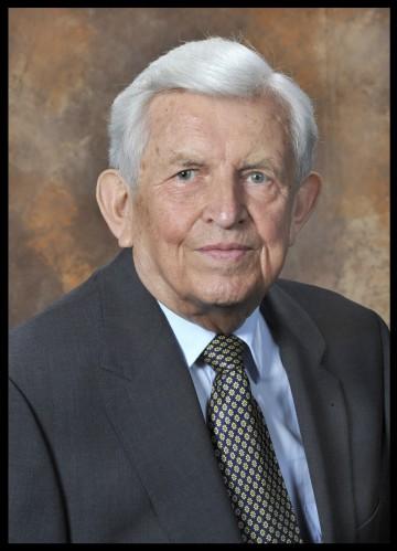 Landeshauptmann a. D. Siegfried Ludwig