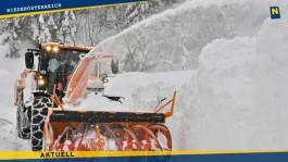Niederösterreich im Gespräch - Schnee und Hochwasser