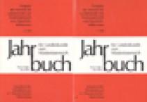 Jahrbuch für Landeskunde von Niederösterreich 62 (1996) - Festgabe Millennium 1996 (2 Teile)