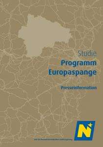 Studie Programm Europaspange