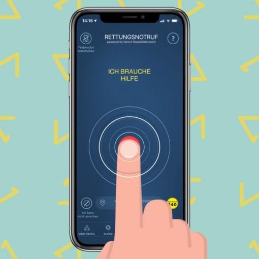 Notruf Niederösterrich App