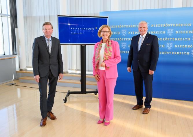 Neue Strategie für Forschung, Technologie und Innovation in Niederösterreich