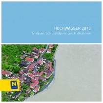 Hochwasser 2013 - Analysen, Schlussfolgerungen, Maßnahmen