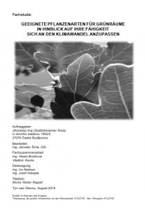 Klimafitte Pflanzen für Böhmen - Natur im Garten