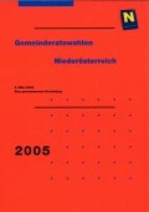 Gemeinderatswahlen Niederösterreich 6. März 2005