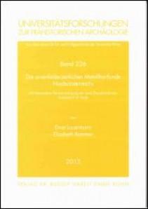 Universitätsforschungen zur Prähistorischen Archäologie - Band 226