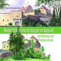 Ralph Andraschek-Holzer, Niederösterreichische Burgen im Aquarell