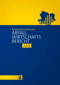 Abfallwirtschaftsbericht 2011