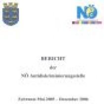 Tätigkeitsbericht der NÖ Antidiskriminierungsstelle 2005-2006 Broschüre