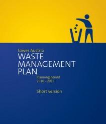 Lower Austrian waste management plan - short version