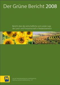 Der Grüne Bericht 2008