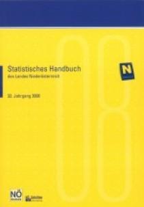 Statistisches Handbuch des Landes Niederösterreich - 40. Jahrgang 2016
