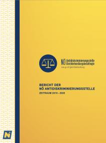 Tätigkeitsbericht der NÖ Antidiskriminierungsstelle 2019-2020 Broschüre