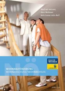 Wohnbauförderung Wohnzuschuss/Wohnbeihilfe Broschüre