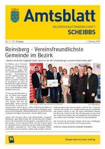 Amtsblatt BH Scheibbs